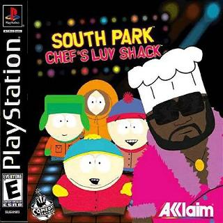 Screenshot Thumbnail / Media File 1 for South Park - Chef's Luv Shack [NTSC-U]